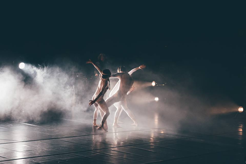 Neon Dance company's Empathy performed at Radialsystem V, Berlin (Dec, 2016)