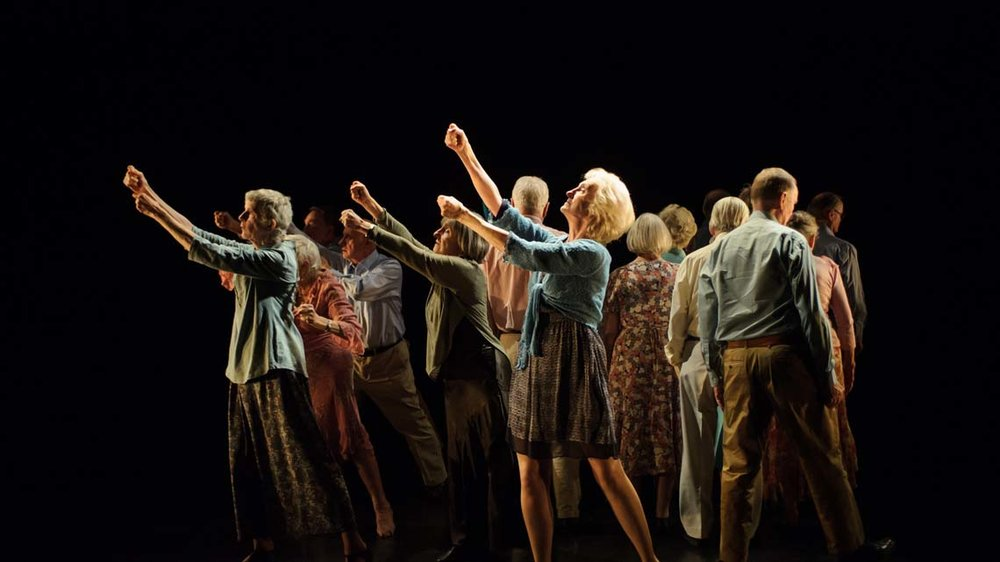 Company of elders © Jane Hobson/Sadler's Wells