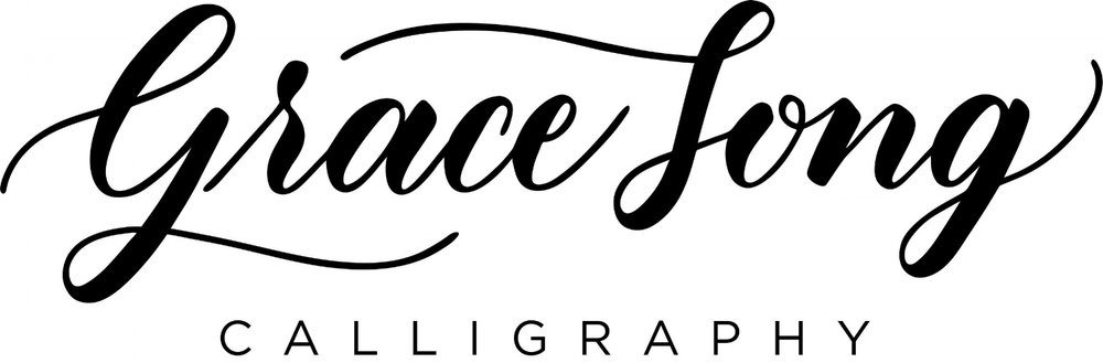 Grace Song Calligraphy