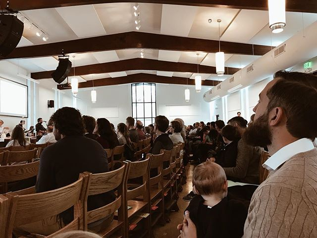 "Fr. Kurt ended his week off at Christ Church Austin with his family. Wonderful preaching from Fr. Matt on the ascension of Christ and its influence in our daily life. ""Christ lived a public life, and we can trust Him with our own lives."" @christchurchaustin"