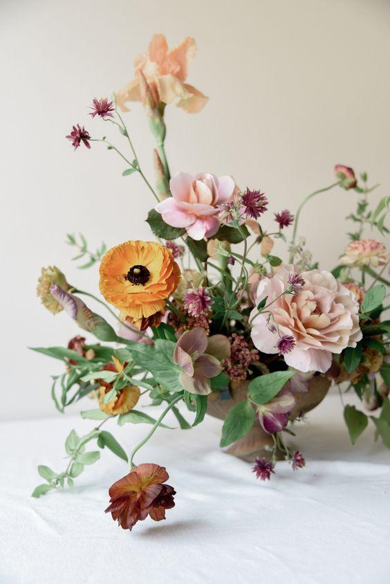 Via  Tinge Floral