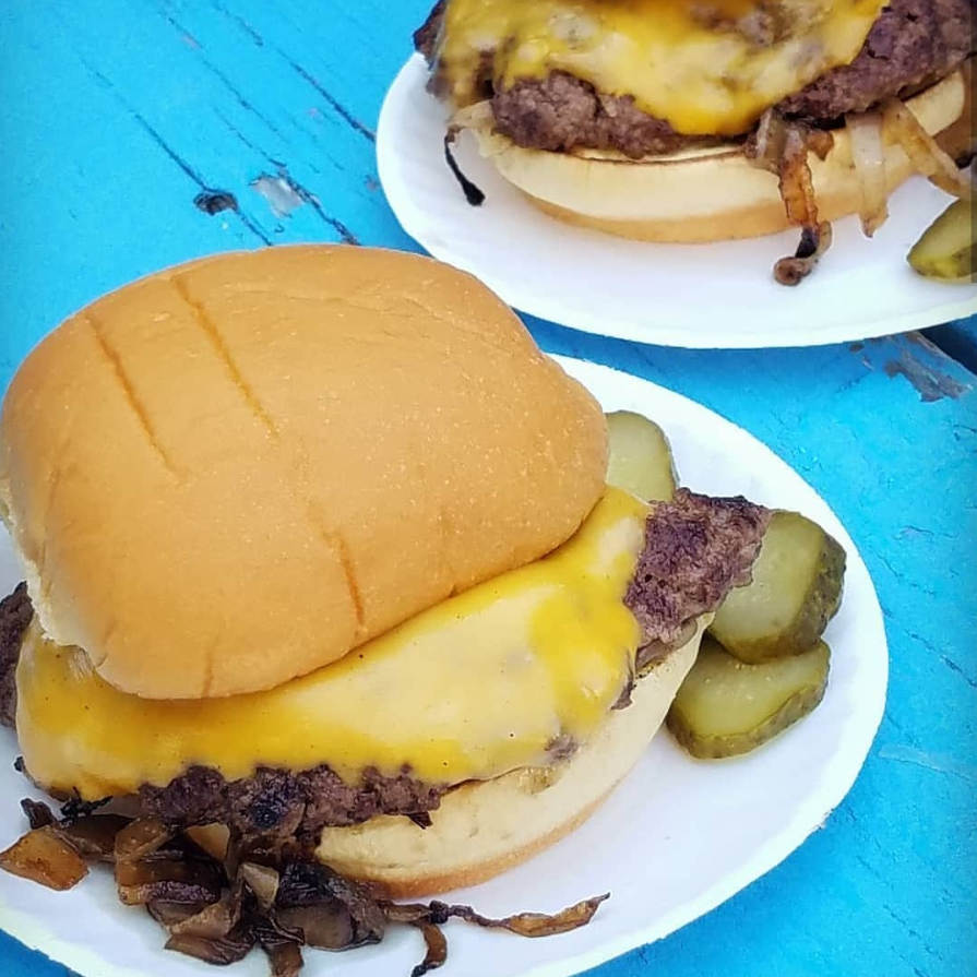 Smorgasburger Stand