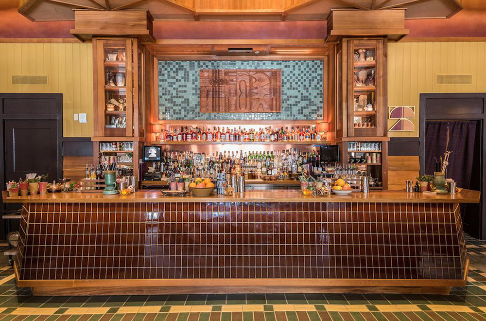 Photo courtesy of Rudolph's Bar & Tea