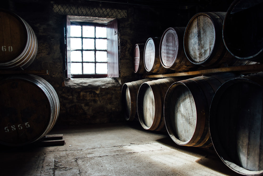 TKTK Caption about barrels and aging