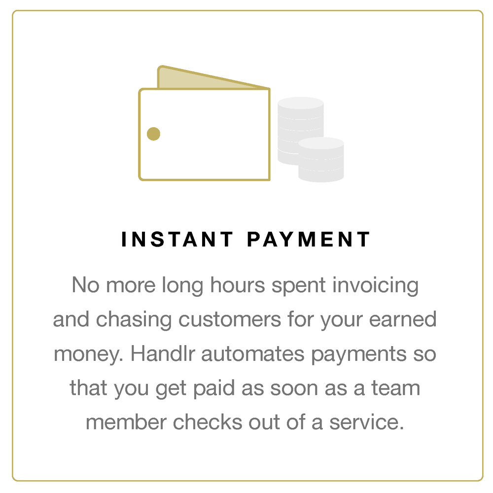 Automatic Payment Processing