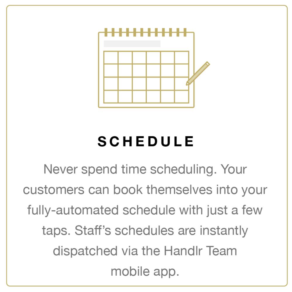 Scheduling Management