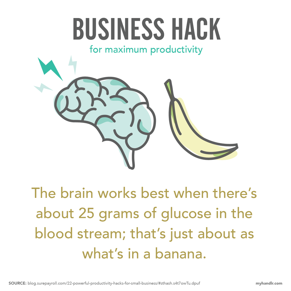 Business Hack for Productivity