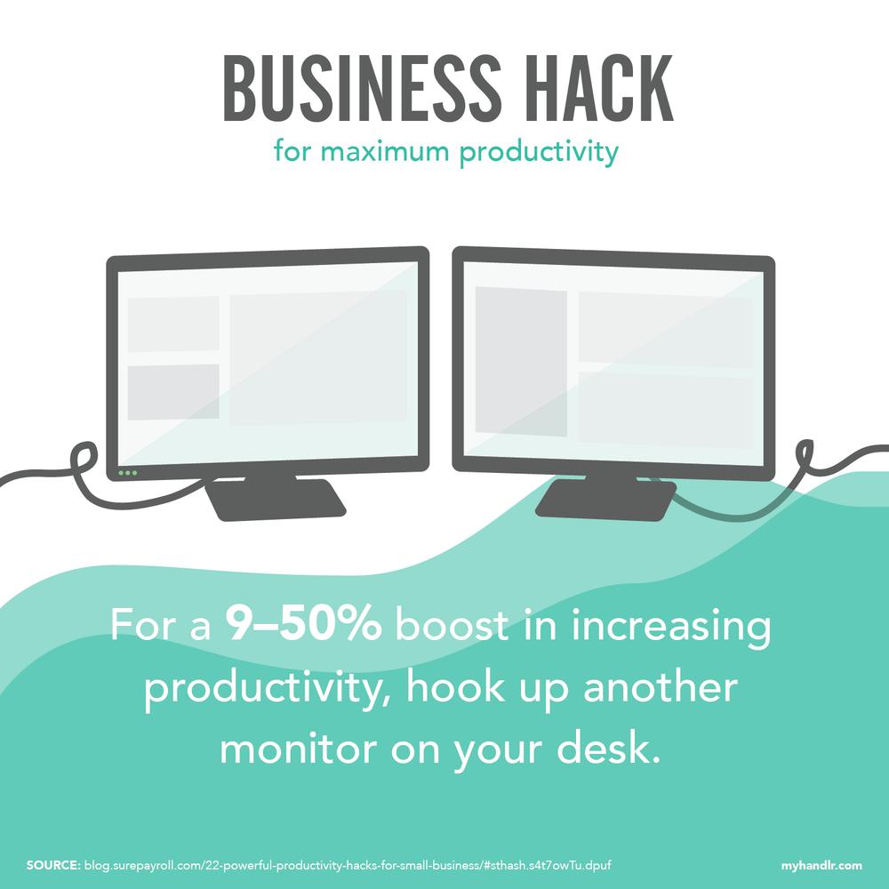 Business Hacks Maximize Productivity