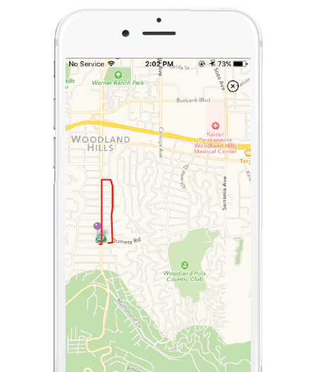 GPS Tracking Handlr