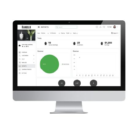 Business Management Dashboard