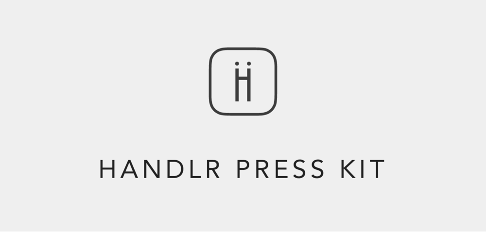 Handlr Press Kit