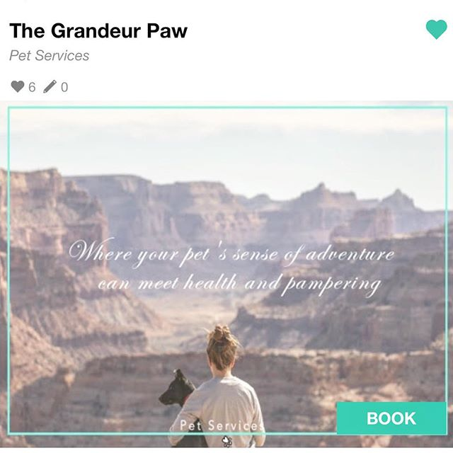 Welcome @the_grandeur_paw to Handlr! We are so excited to watch your business grow! Samantha is motivated go-getter who is starting her business off on the right foot by using business apps like Handlr to create systems and processes to help her business scale as she continues to grow. It's been a pleasure working with you Samantha! #entrepreneur #handlingbusiness #petsitter #dogwalker #appsforbusiness