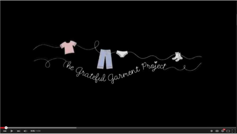 Foundation Spotlight - Grateful Garment