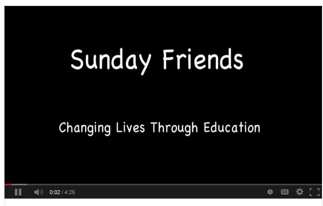 Sunday Friends Video