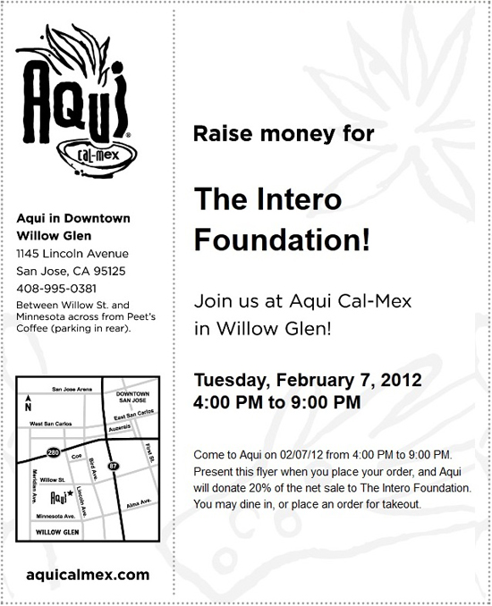 Foundation event at Aqui_2.7.12