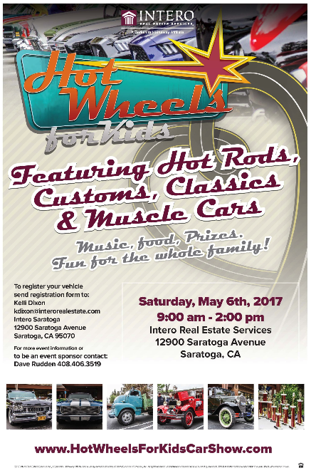 Hot Wheels for Kids Car Show - May 6, 2017