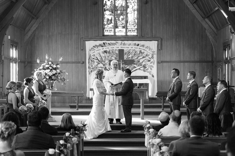 Auckland Wedding Photographer, Okahu, St Georges church (6).jpg