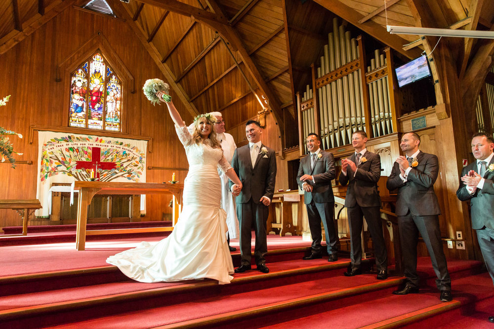 Auckland Wedding Photographer, Okahu, St Georges church (12).jpg