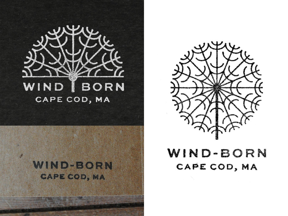 Wind-Born was a personal project I undertook during the winter of 2014/2015. It was an attempt to bring new life to old, unwanted paper by making notebooks that were carefully hand-bound and made from vintage typewriter paper and old file folders.  View the full post here.