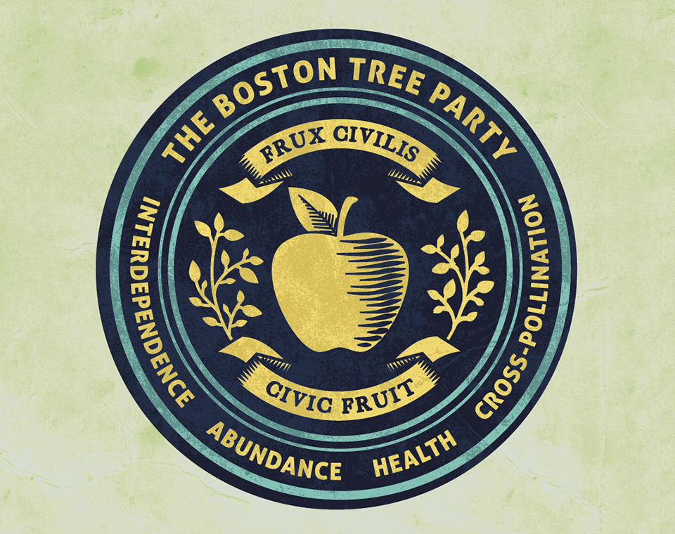 The Boston Tree Party is a collaborative campaign to plant 100 pairs of heirloom apple trees in civic spaces across Greater Boston.  See the full post here.