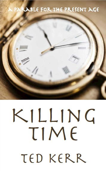 Killing Time will be available through Audible and Apple iTunes for immediate download. It will feature professional voice talent Derek Botten.