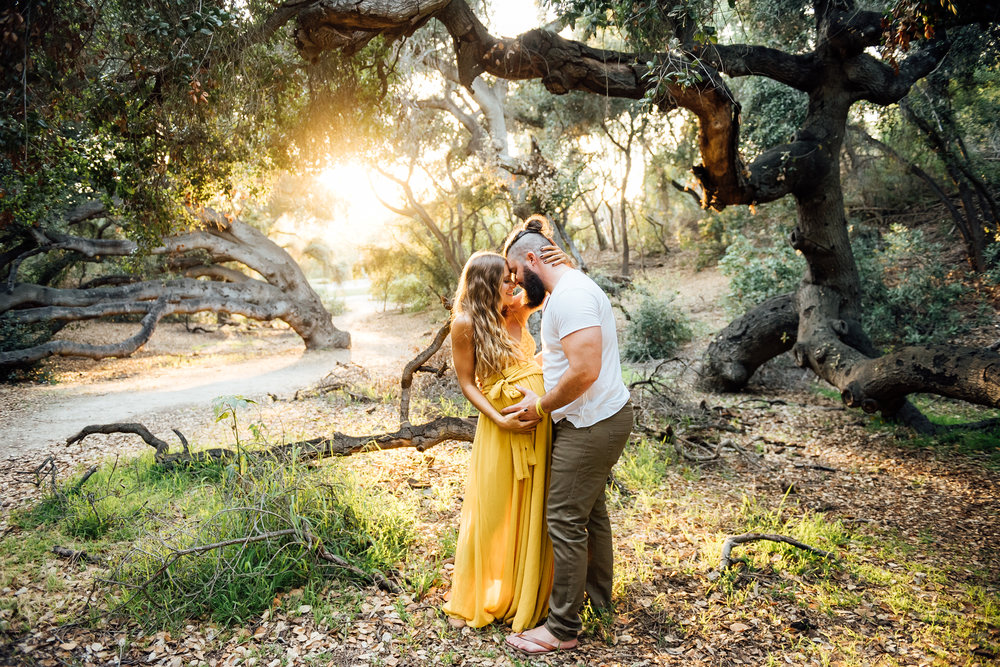 Ivy + Justin Maternity  Lake Forest, Ca