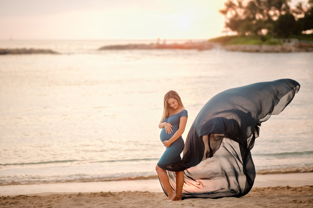 Olivia Maternity  Ko Olina Resort, Hawaii