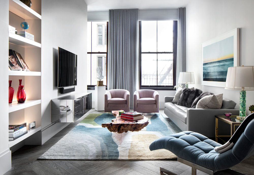Interiors / NYC   Crosby Street Loft