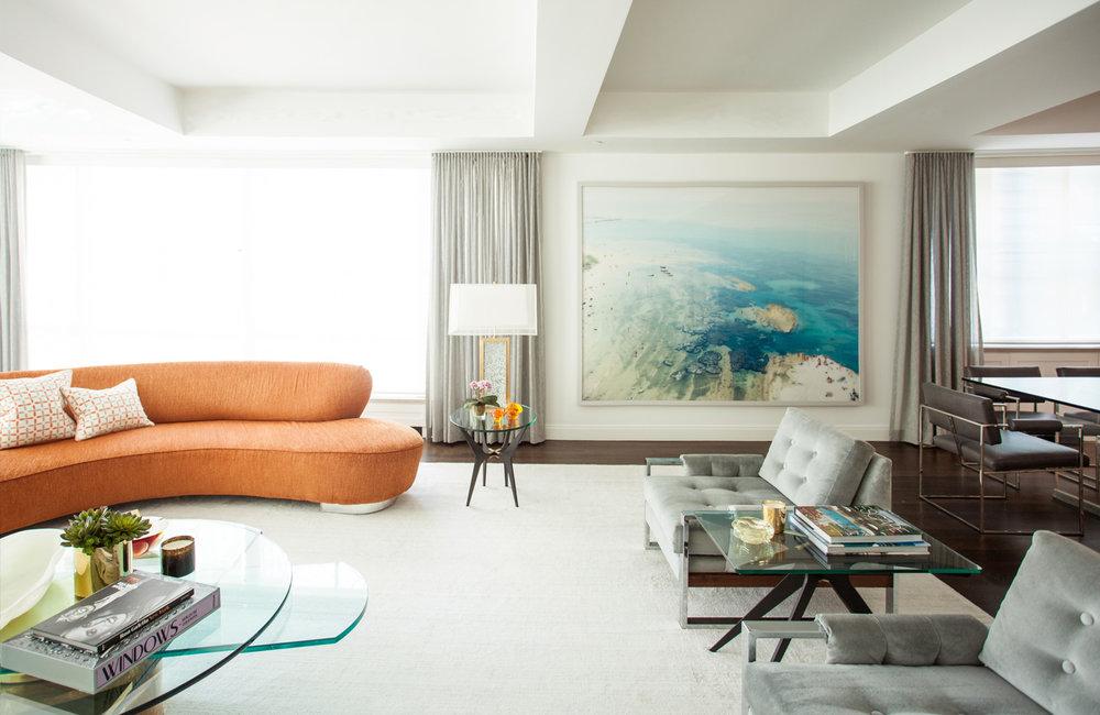 Interiors / NYC   Greenwich Village Duplex