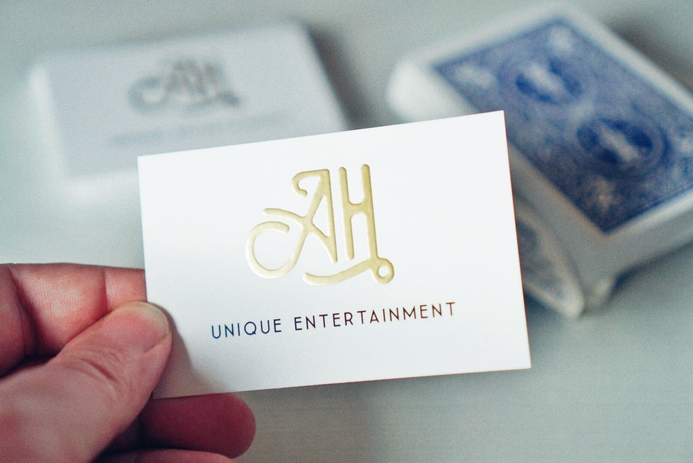 Beautiful The Perfect Business Card Contemporary - Business Card ...