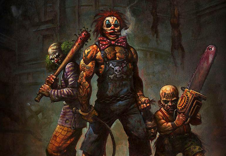 """Rob Zombie'z """"31"""""""