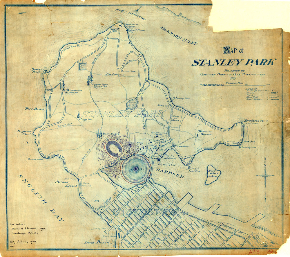 Image source: The City of Vancouver Archives  Reference Code: AM1594-: MAP 62  Item : MAP 62 - Map of Stanley Park  http://searcharchives.vancouver.ca/map-of-stanley-park-2
