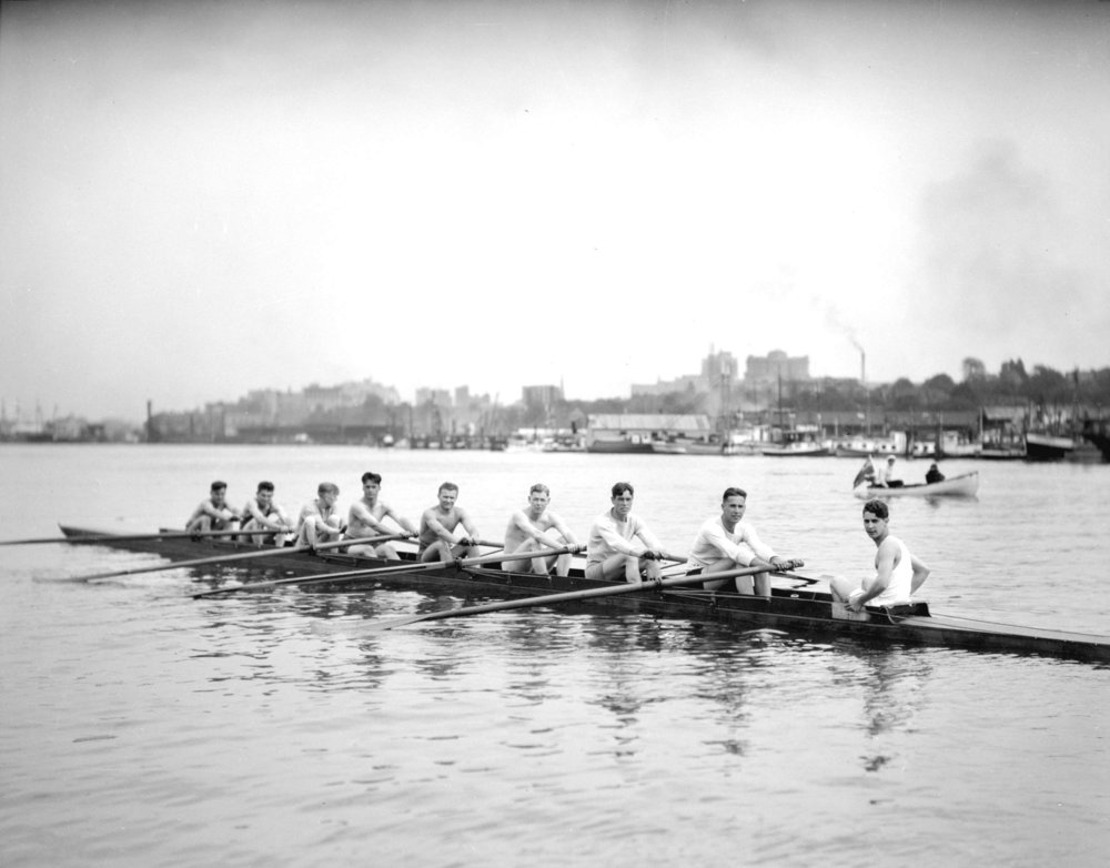 Image source: The City of Vancouver Archives  Reference Code:AM1535-: CVA 99-2083  Item : CVA 99-2083 - Vancouver Rowing Club regatta [in Coal Harbour]  http://searcharchives.vancouver.ca/vancouver-rowing-club-regatta-in-coal-harbour-4