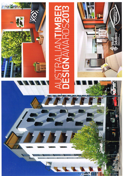 AUSTRALIAN TIMBER DESIGN AWARDS MAGAZINE