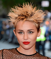 Make it stop, Miley.