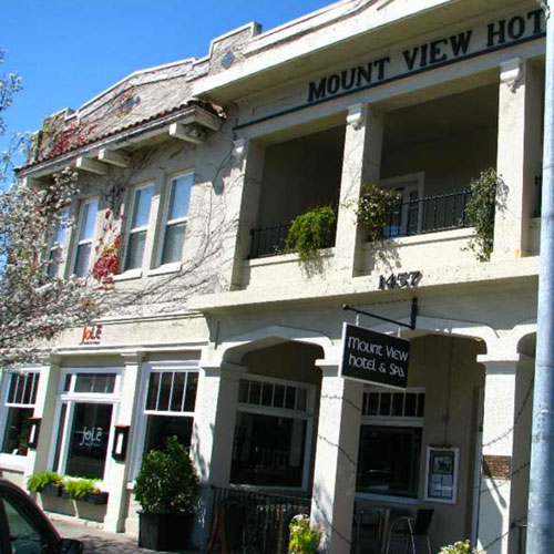 Mount View Hotel Calistoga