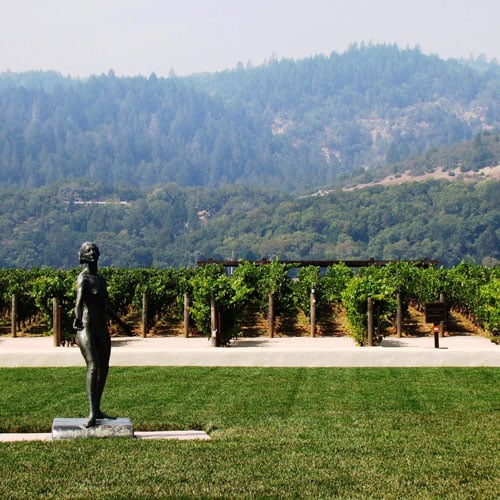 Robert Mondavi Winery Napa