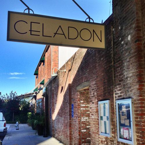 Celadon Restaurant Napa