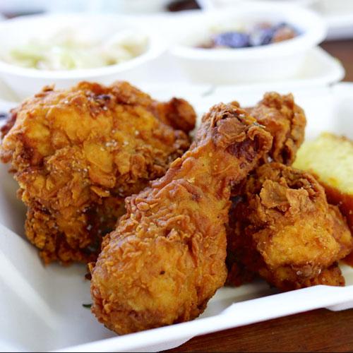 Addendum in Yountville Napa Valley Fried Chicken