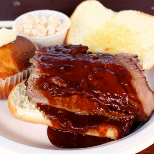 Busters Original Southern BBQ Calistoga