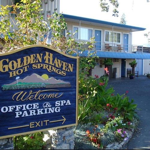 Golden Haven Hot Springs and Spa Calistoga