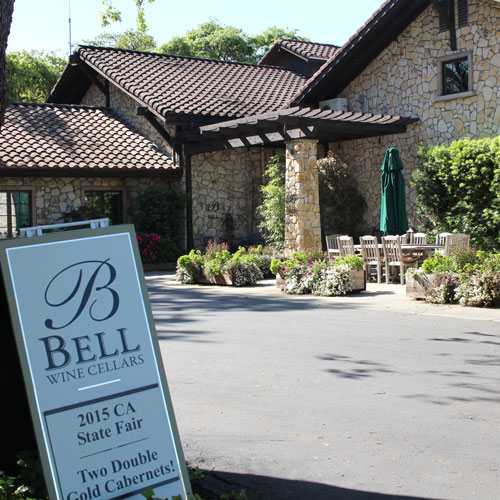Bell Wine Cellars in Napa