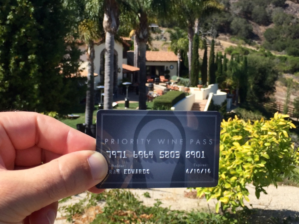 Priority Wine Pass - Photo Credit: Jamie Cegelski