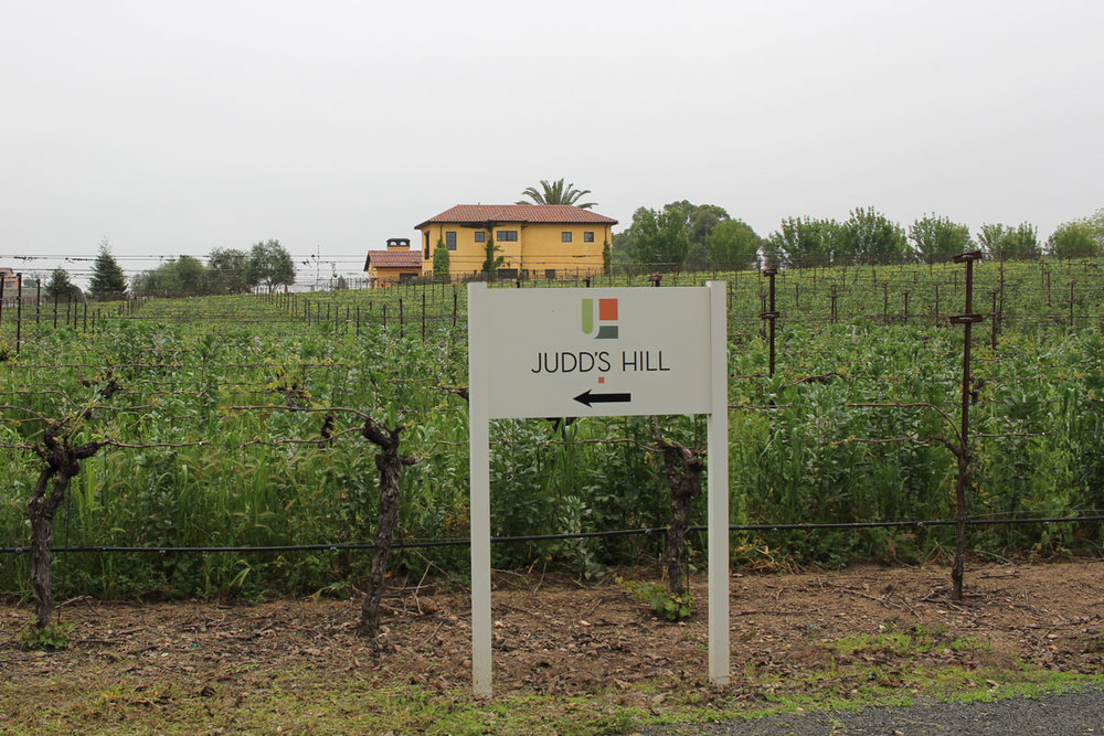 Judd's Hill Winery Napa