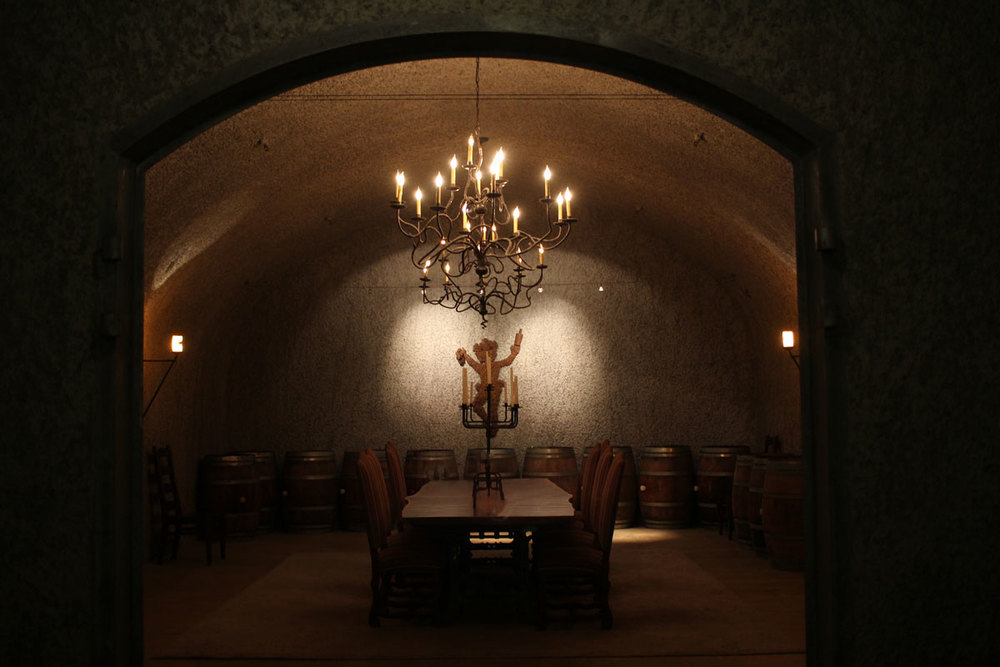 Caves at Dutch Henry Winery