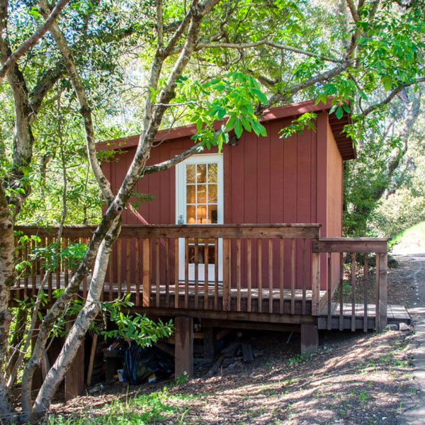 Napa Writers Cottage Airbnb