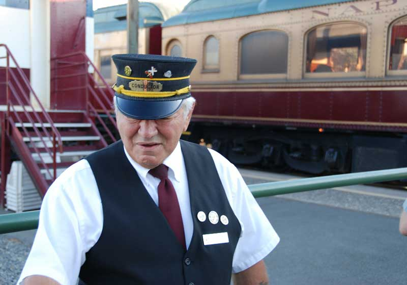 Get a discount on the Napa Valley Wine Train