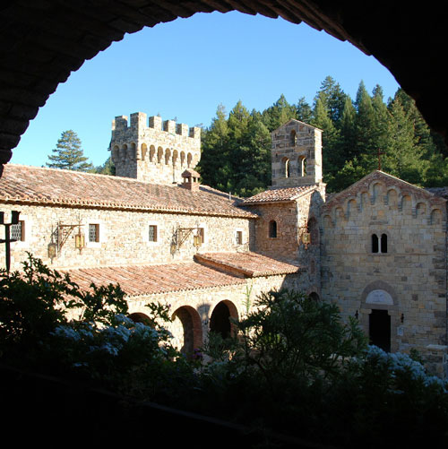 Castello di Amorosa Napa Castle Winery