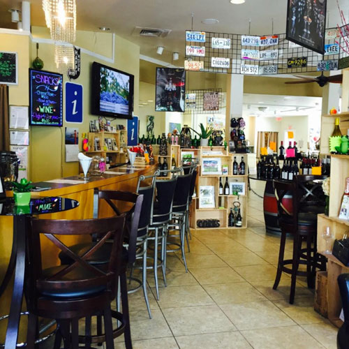 Square1 SquareOne tasting room