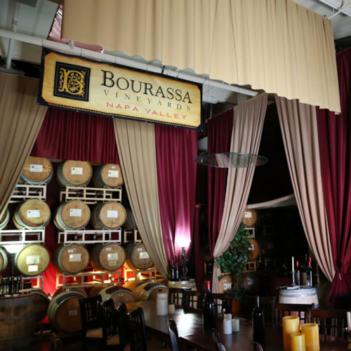 Bourassa Winery Napa